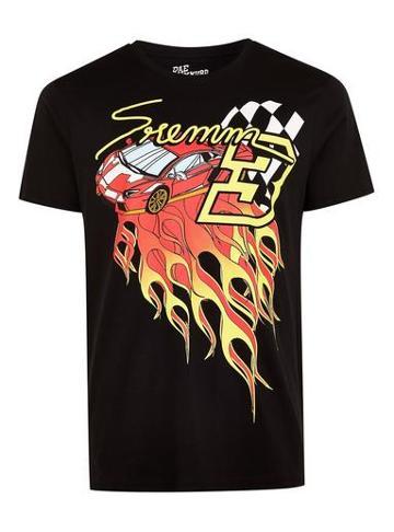 Topman Mens Black 'rae Sremmurd' T-shirt