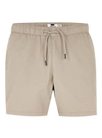 Topman Mens Stone Ripstop Shorts