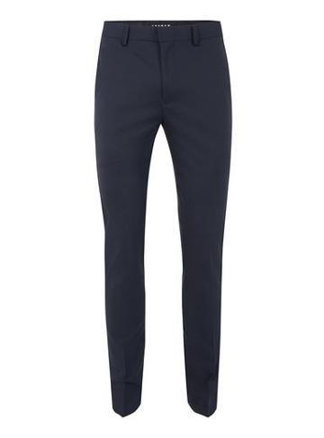 Topman Mens Navy Ultra Skinny Dress Pants