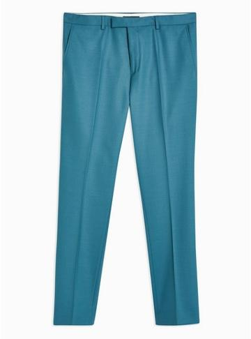 Twisted Tailor Mens Twisted Tailor Light Blue 'ellroy' Pants With Wool