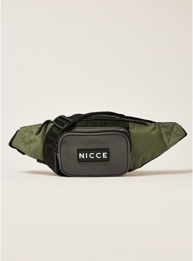 Topman Mens Multi Nicce Colour Block Cross Body Bag