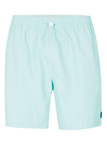 Topman Mens Mint Green Skater Fit Swim Shorts