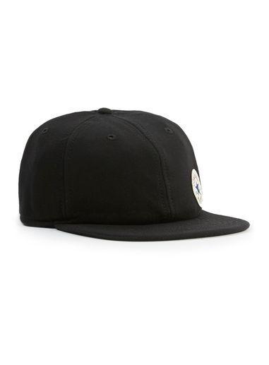 Topman Mens Converse Black Jersey Cap