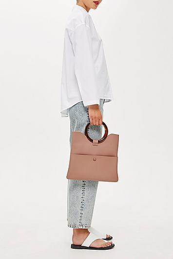 Topshop Cookie Clutch Bag