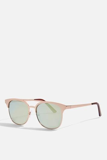 Topshop Connie Retro Sunglasses