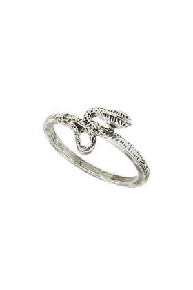 Topshop Snake Wrap Ring