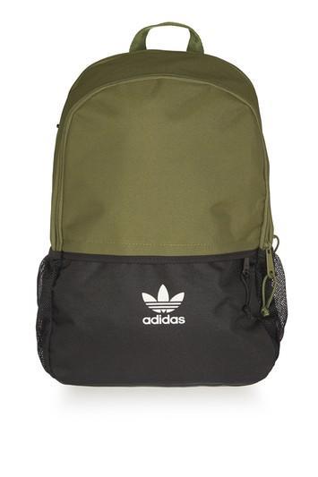Topshop Colourblock Backpack By Adidas Originals