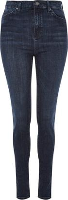 Topshop Tall Midnight Jamie Jeans