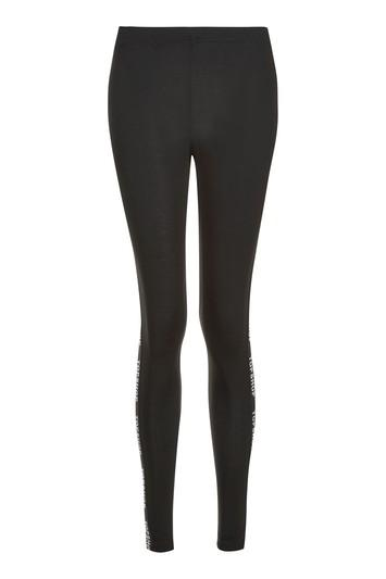 Topshop Topshop Side Elastic Leggings