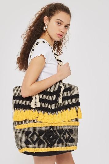 Topshop Holiday Tote Bag