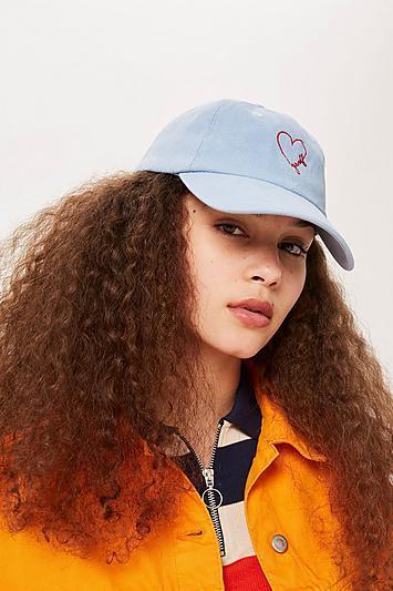 Topshop 'love Yourself' Cap
