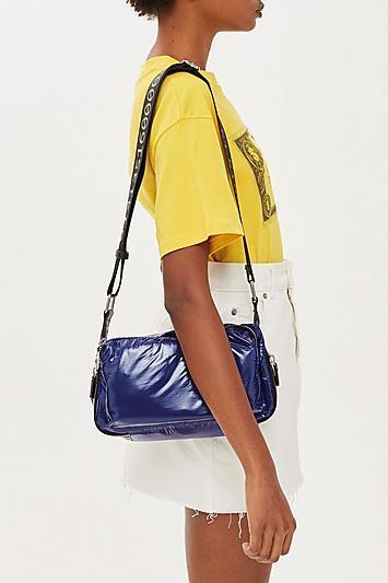 Topshop Tokyo Nylon Shoulder Bag