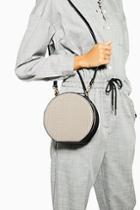 Topshop Soho Round Grab Bag