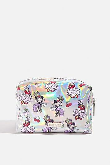 Skinny Dip *disney X Skinnydip Minnie & Daisy Salsa Makeup Bag