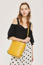Topshop Bucket Shoulder Bag