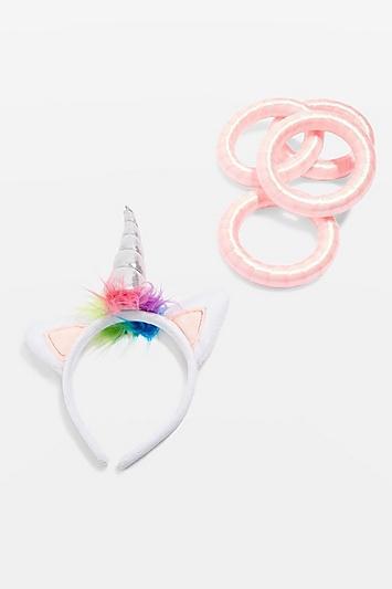 Topshop Unicorn Ring Game