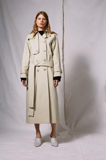 Topshop Ultimate Trench Coat By Boutique