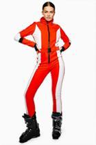 Topshop *colour Block Snow Suit By Topshop Sno