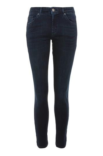 Topshop Petite Midnight Leigh Jeans