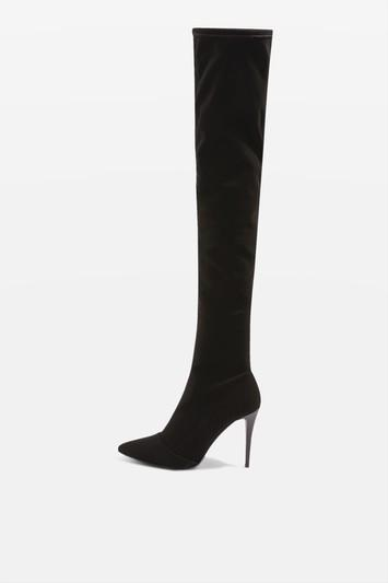 Topshop Bubba High Leg Boots