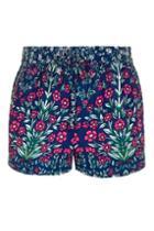 Topshop Thistle Print Pyjama Shorts