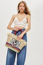Topshop Tiger Tote Bag