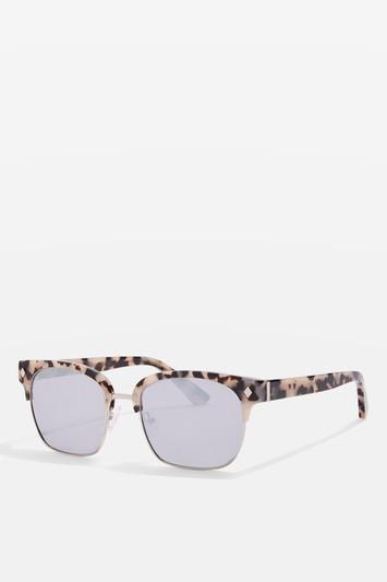 Topshop Premium Acetate Alice Sunglasses