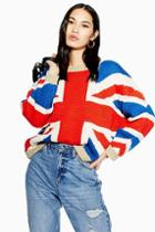 Topshop Union Jack Jumper