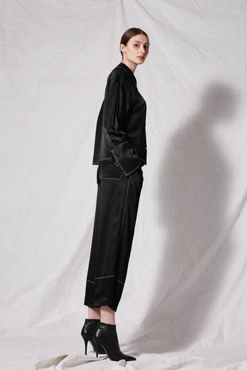 Topshop *plain Pyjama Trousers By Boutique