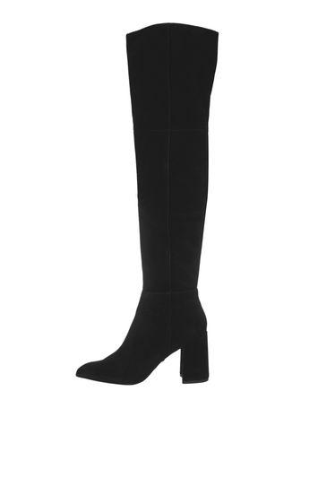 Topshop Bounty Pointy High Rise Boots