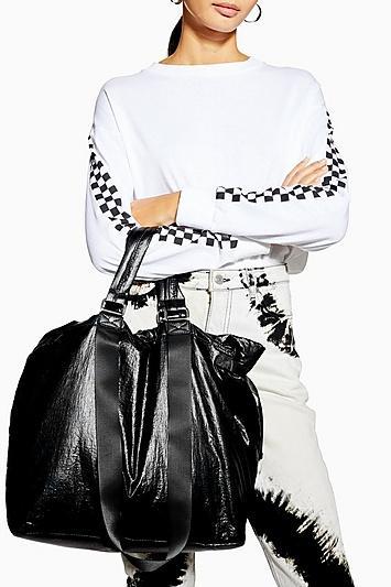 Topshop Mimi Casual Tote Bag
