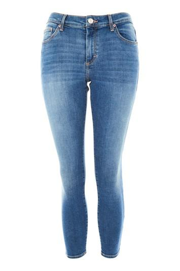 Topshop Petite 28 Leigh Jeans