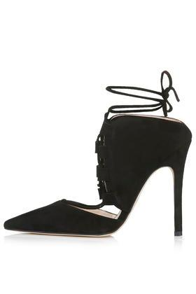 Topshop Gillian Ghillie Court Shoes