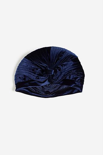 Topshop *velvet Turban