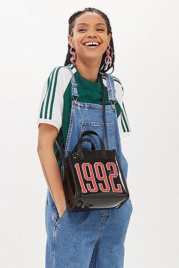 Topshop 1992 Perspex Tote Bag