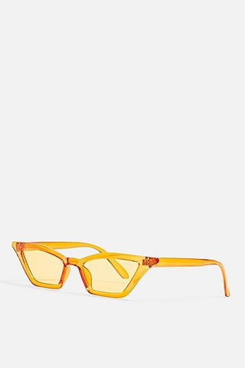 Topshop Cindy Crystal Nous Sunglasses