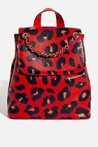 Skinny Dip *ada Leopard Backpack By Skinnydip