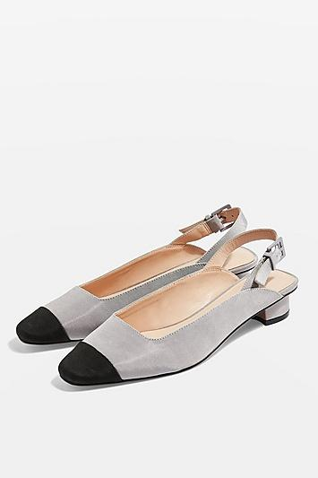 Topshop Adora Structured Shoes