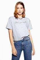Topshop 'follow Your Dreams' Pyjama T-shirt