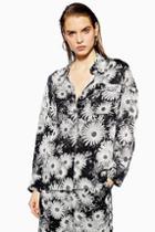 Topshop *floral Shirt By Boutique