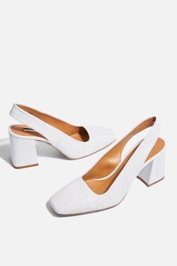 8c132239afb Topshop Gainor Slingback Heels