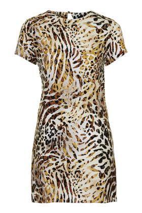 Topshop Leopard Print Dress By Topshop Finds