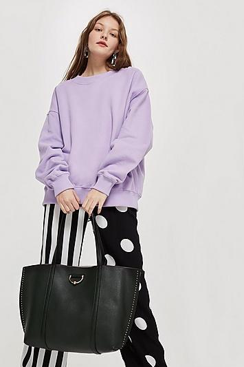 Topshop Melissa Hardware Shopper Bag