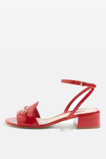 Topshop Fairy-tale Two Part Sandals