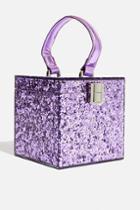 Skinny Dip *pia Glitter Clutch Bag By Skinnydip