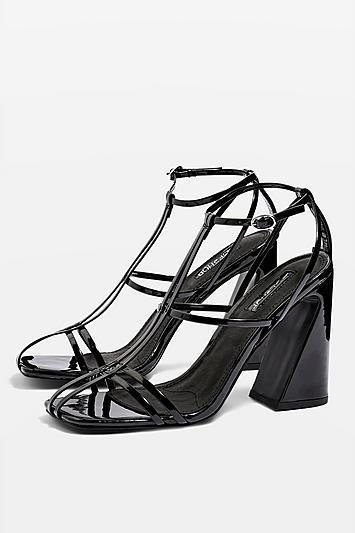 Topshop Romi Cage Sandals