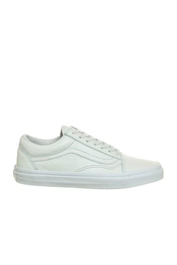Topshop *old Skool Trainers By Vans Supplied By Office