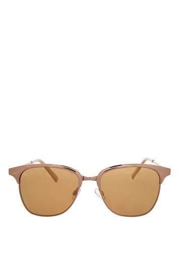 Topshop Cool Metal Retro Sunglasses