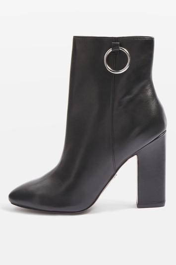 Topshop Hippo Ankle Boots