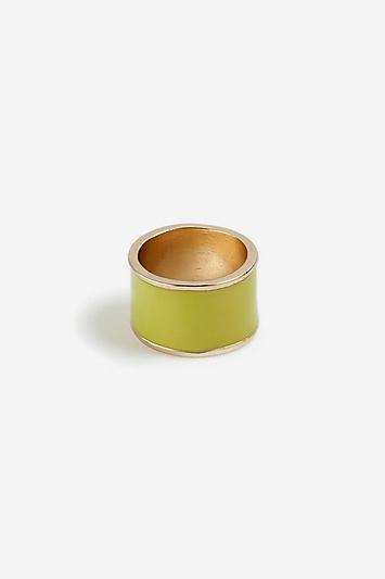 Topshop *thick Band Ring